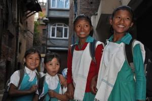 Auf dem Dach der Welt – Freiwilligenarbeit in Nepal