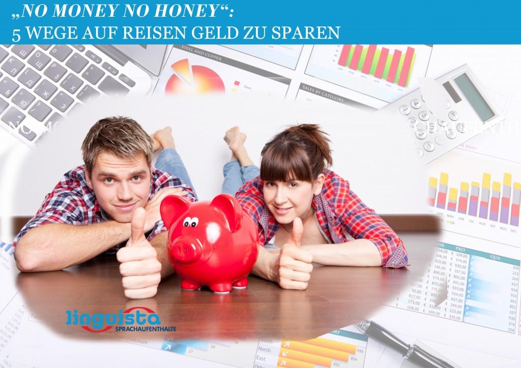 5 Wege im Sprachaufenthalt Geld zu sparen