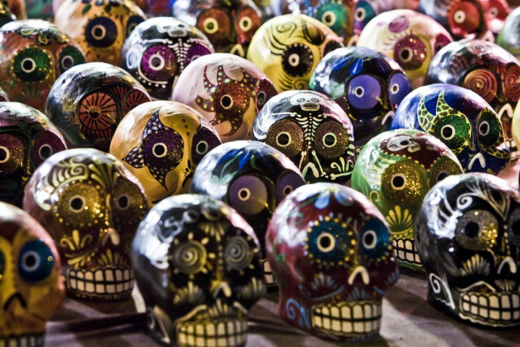 10 Fakten über Dia de los Muertos in Mexiko