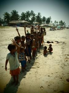 Reisebericht von Cindy - Volunteering in Goa