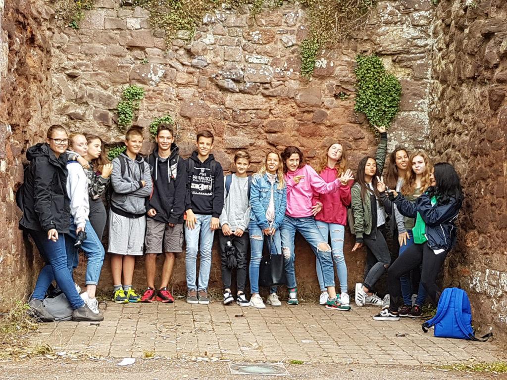 Jugendsprachkurse 2017: Woche 6 England
