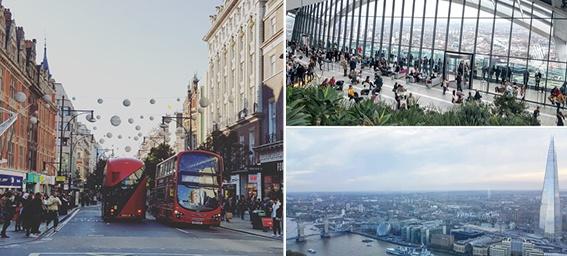 Big Ben, London Eye, Tower Bridge - ein Reisebericht