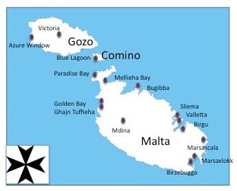 Jugendsprachkurse 2016, Woche 6 in Malta