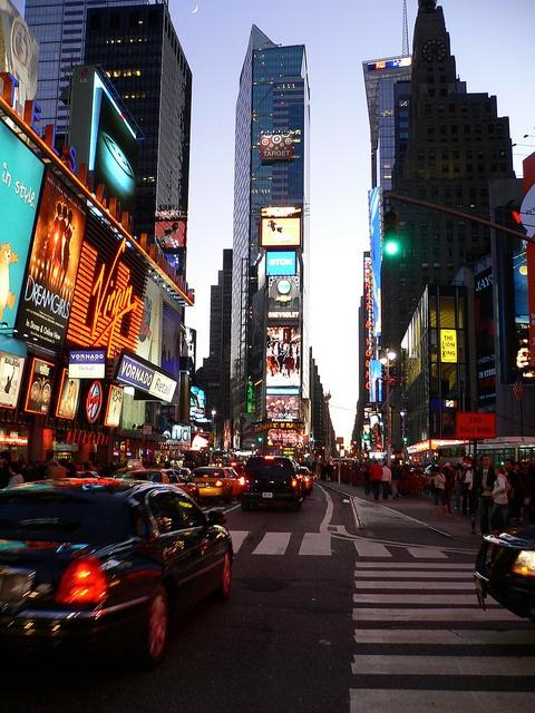 New York - Das Leben in einer fremden Grossstadt Teil 2