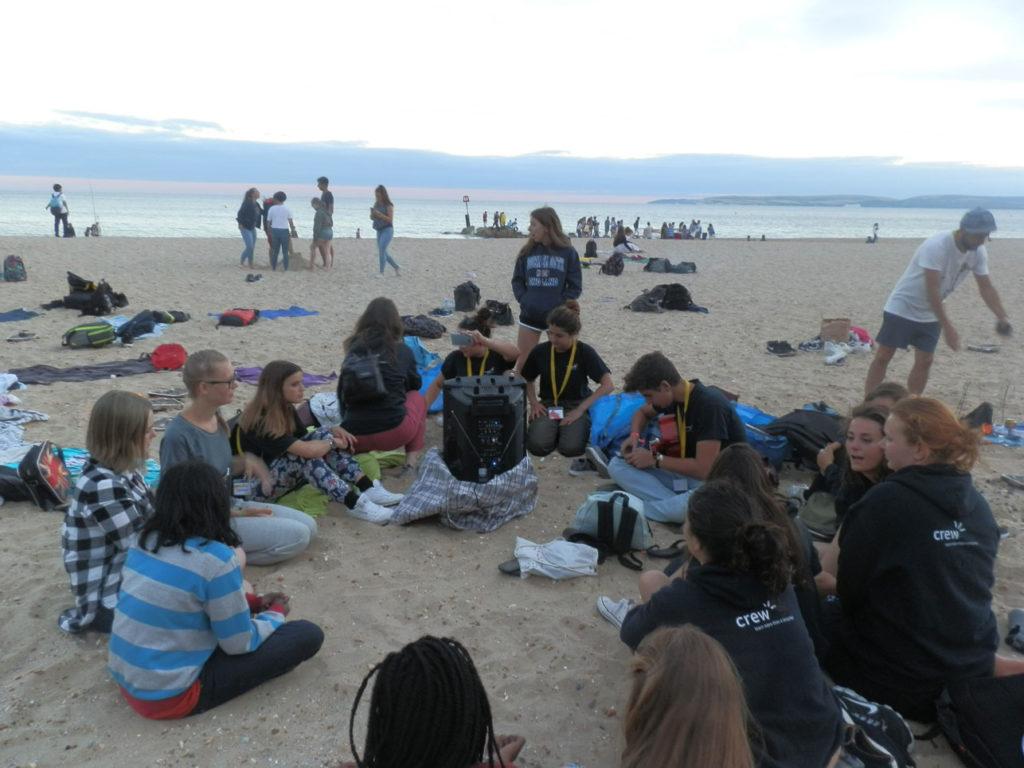 Jugendsprachkurse 2017: Woche 2 England