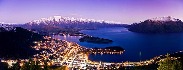 Abenteuer Neuseeland – Queenstown