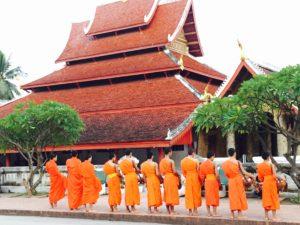 Spannendes Laos – Freiwilligenarbeit in Luang Prabang