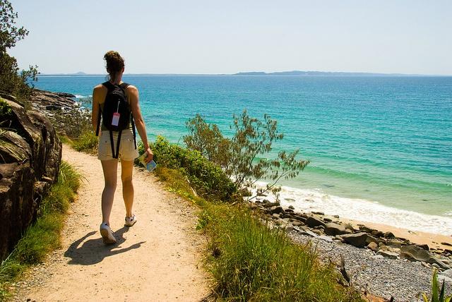 Englisch Sprachaufenthalt Noosa – Surfen, Baden und Relaxen