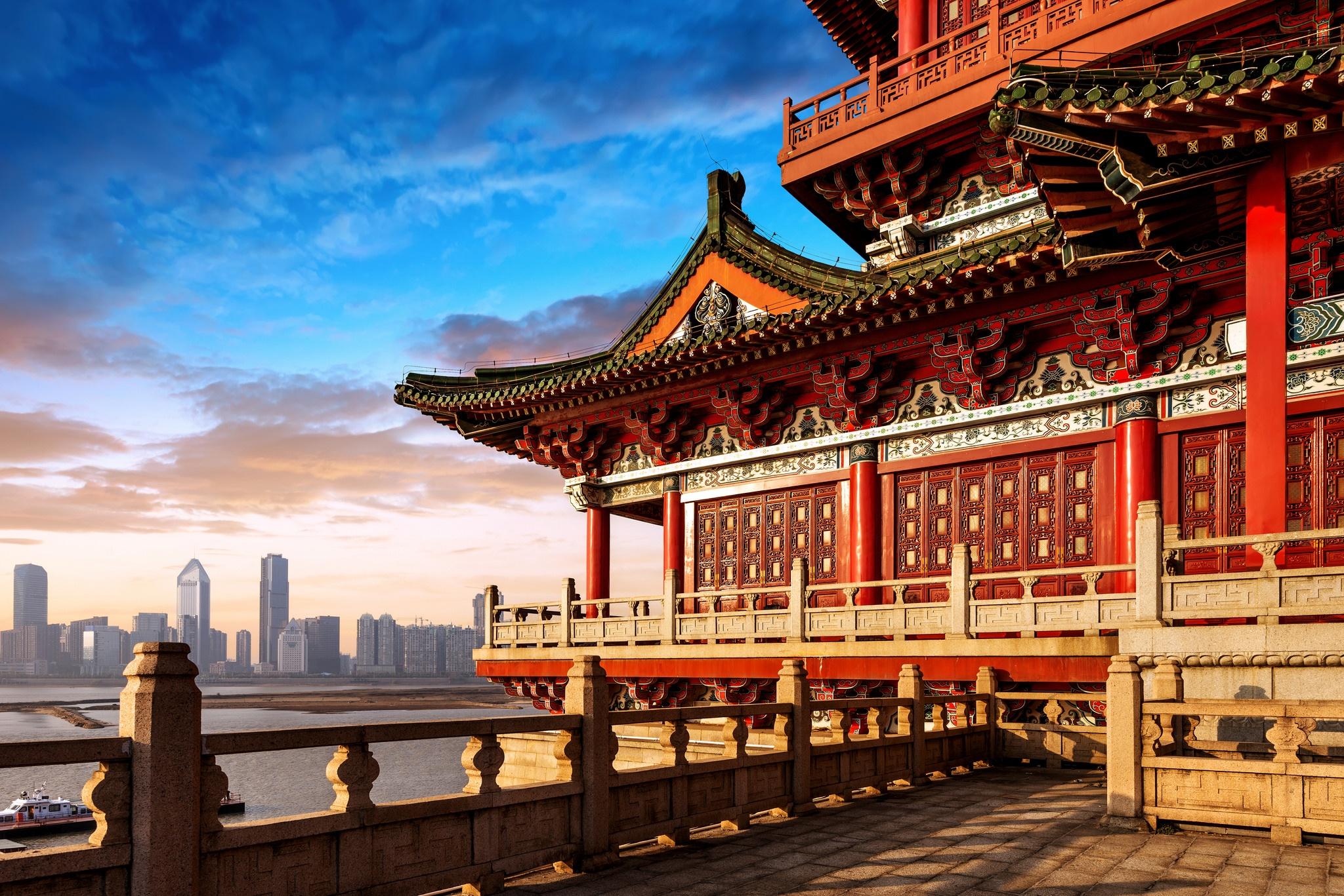 China: traumhaftes Land und anspruchsvolle Sprache
