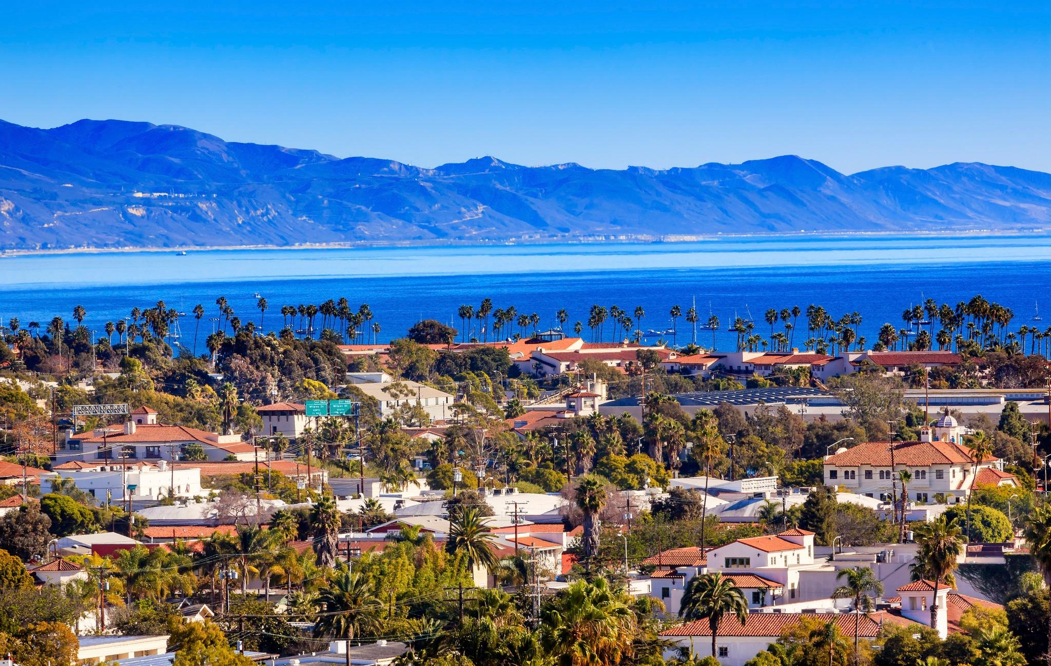 Santa Barbara – Das Beste von Kalifornien in einer Stadt