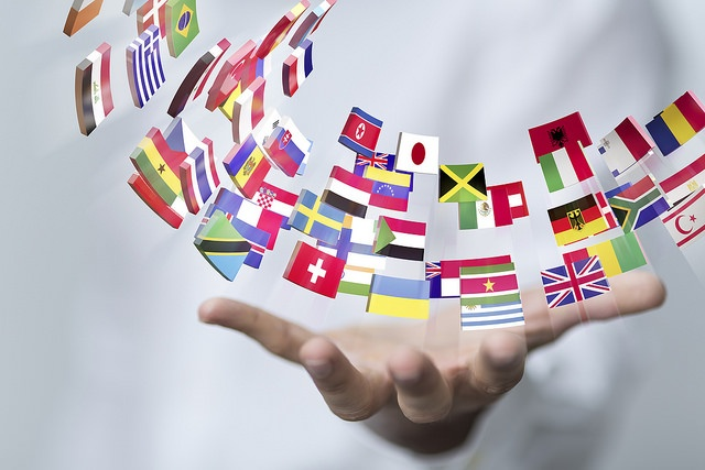 Sprachkompetenz: heutzutage unerlässlich