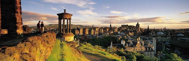 Englisch lernen in Edinburgh – Fringe, Whiskey und Berge