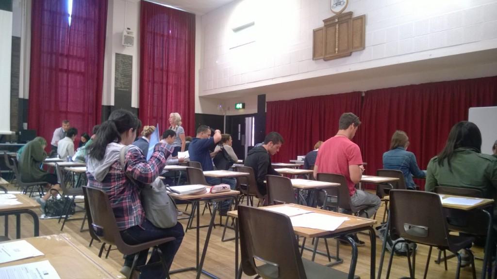Ein Kampf durch 100 Fragen #studio #cambridge #linguistaunterwegs