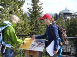 Freiwilligenarbeit in der Wildnis von Kanada