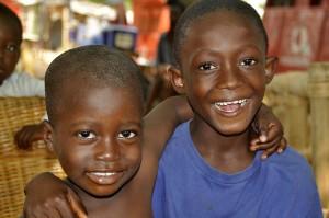 Akwaaba - Willkommen in Ghana