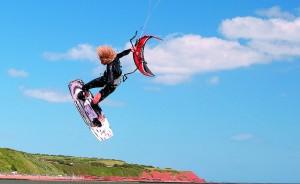 Jugendsprachkurse - Kitesurfing und Englisch lernen in Exmouth