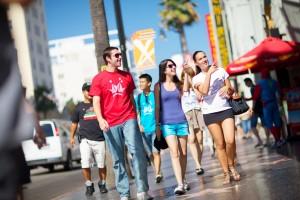Sprachaufenthalt in Hollywood - Erfahrungsbericht