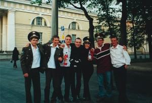 Weisse Nächte erleben bei einem Sprachaufenthalt Russland