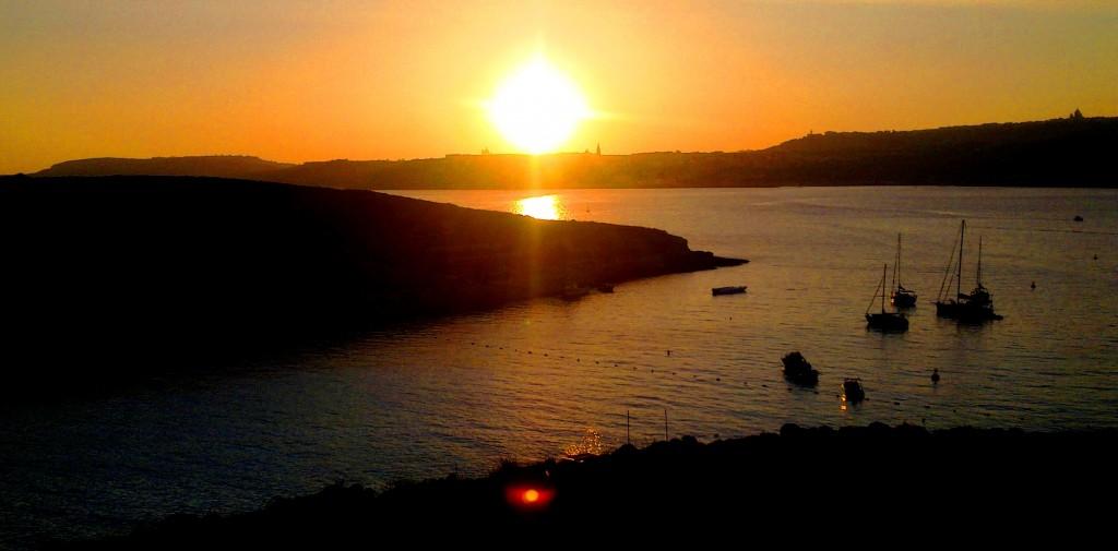 Ursula & ihr Englisch-Sprachaufenthalt auf Gozo