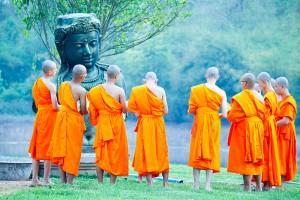 Songkran - Das Neujahrsfest in Thailand