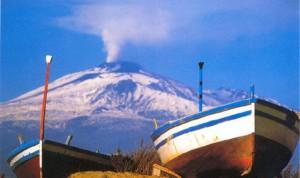 Italienisch Sprachaufenthalte in Sizilien - Wo sich Vulkane noch benehmen
