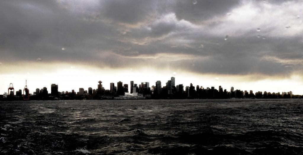 Vancouver: Die erste Reise
