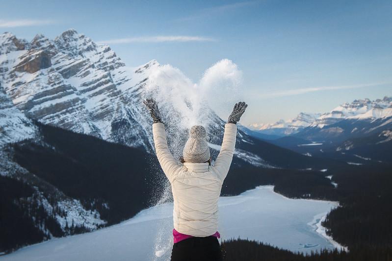 Sprachaufenthalt in Kanada im Winter - warum es sich lohnt!