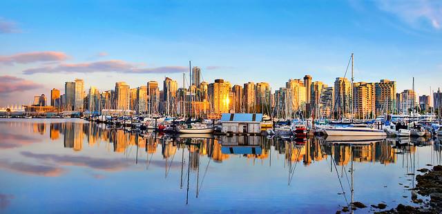 Lebensqualität-Vancouver