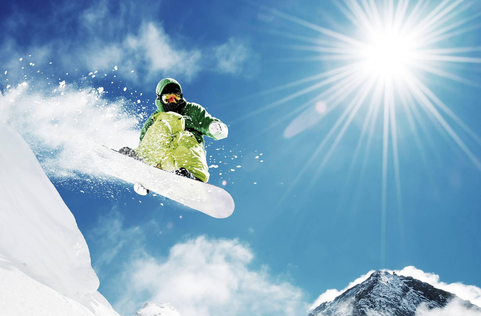 Snowboarder---Whistler