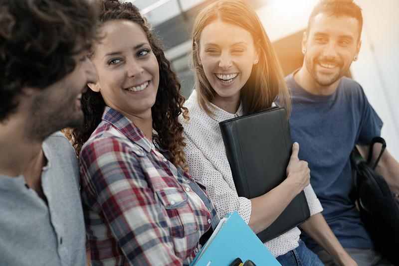 Sprachaufenthalt Kanada - Neue Freunde in der Sprachschule