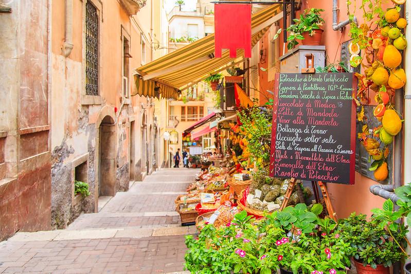 Italienisch lernen wie ein Capo: Sprachschule Sizilien