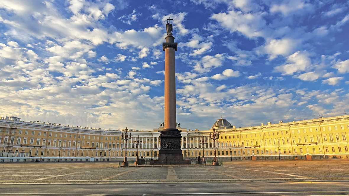 Ein Traum von weissen Nächten - Russland Reise