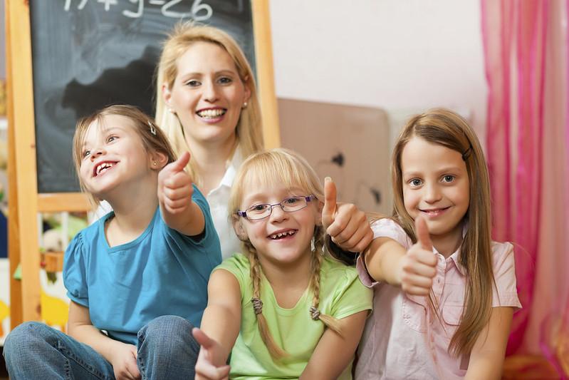 Wie Kinder leicht Englisch lernen und verstehen können