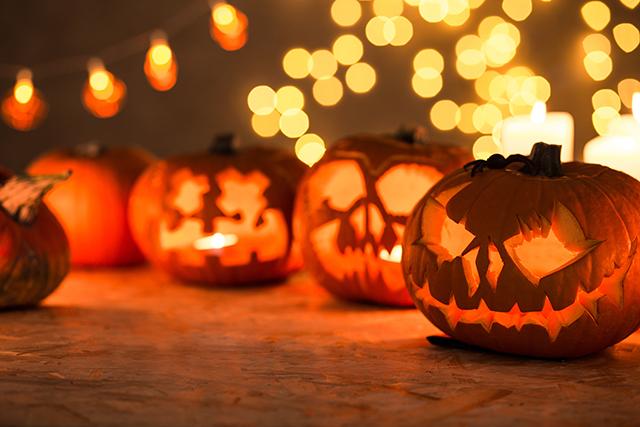 Alles rund um Halloween