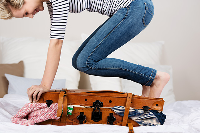 Packliste - Was darf in dein Handgepäck?