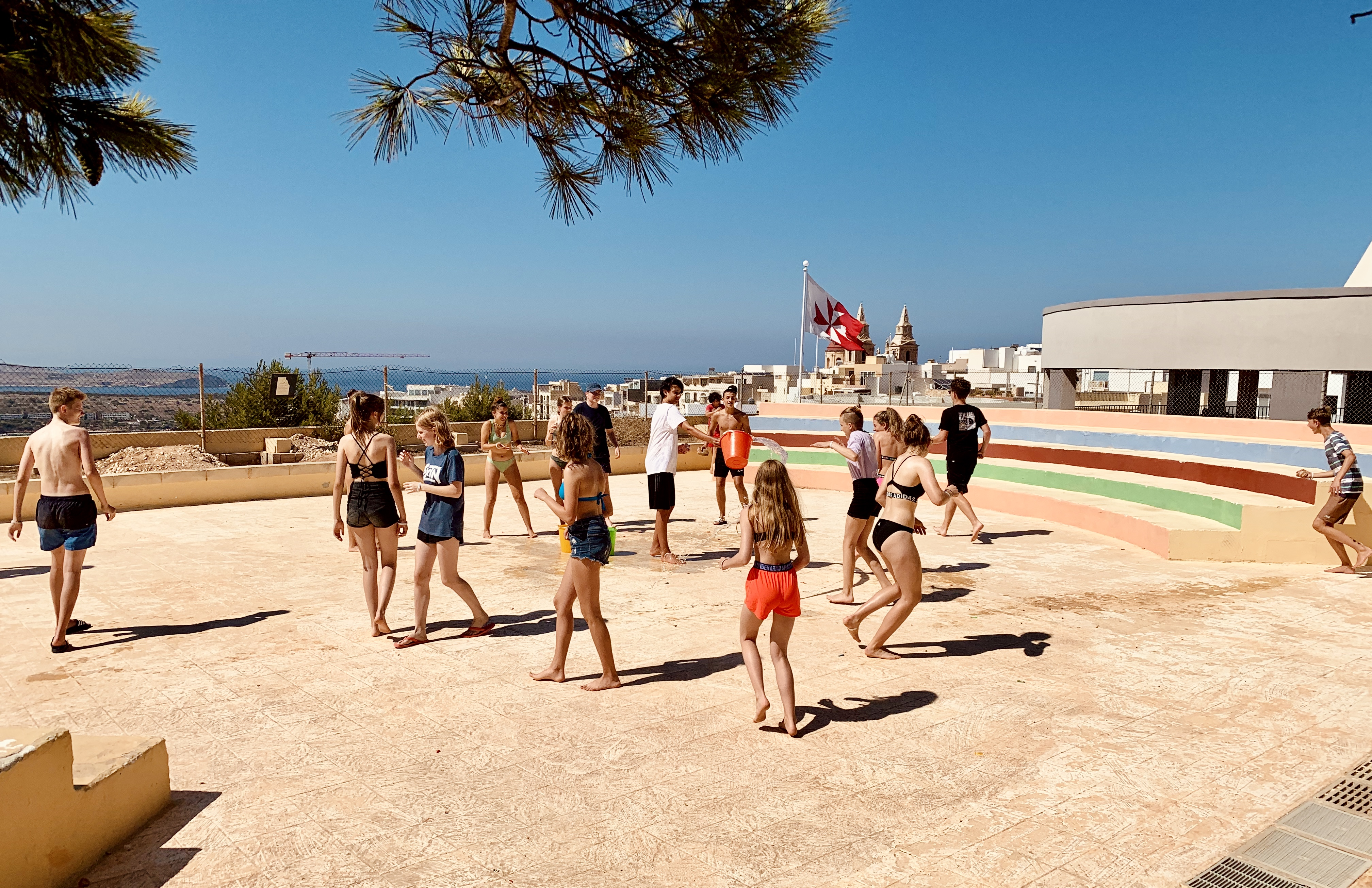 Schülersprachreise in Malta - Ein Erfahrungsbericht von Joelle Meier