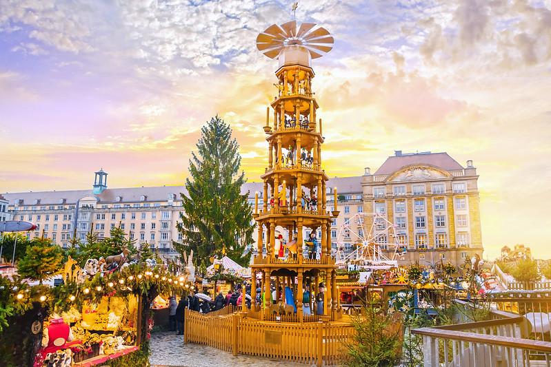 marché de Noël à Berlin